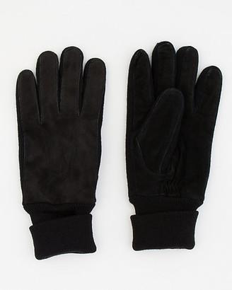 Le Château Suede & Acrylic Gloves