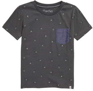 Sovereign Code Robot Dance Graphic T-Shirt