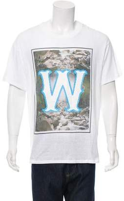 Julien David Graphic Short Sleeve T-Shirt w/ Tags