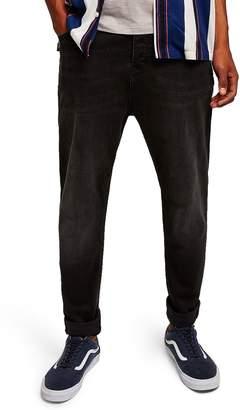 Topman Topshop Jogger Skinny Jeans