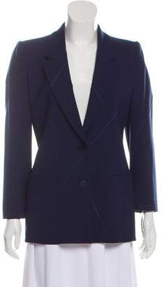 Ungaro Textured Wool Blazer