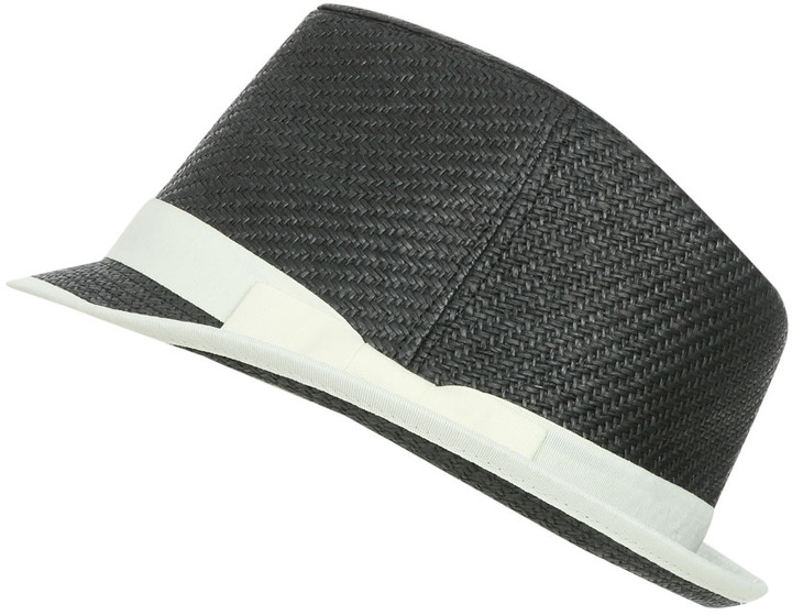 Arden B Piped Edge Fedora