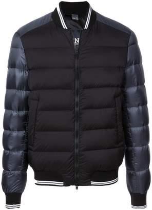 Herno padded bomber jacket