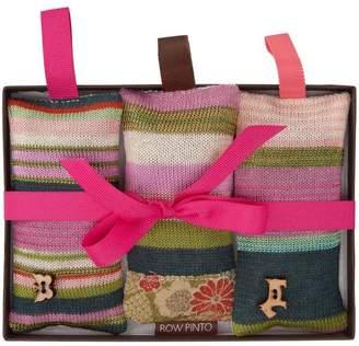 Row Pinto Lavender Blossom Pockets Set