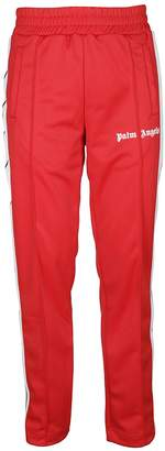 Palm Angels Side-striped Track Pants
