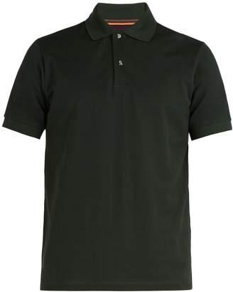 Paul Smith Charm button cotton-piqué polo shirt