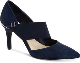 Alfani Women Shellii Cutout Pumps, Women Shoes
