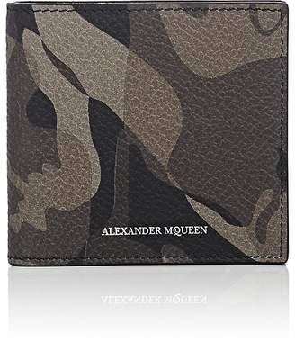 Alexander McQueen Men's Leather Billfold