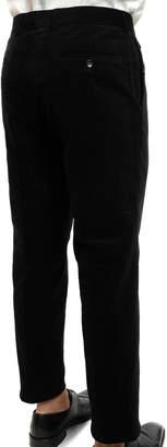 Joe's Jeans Men's Straight-Leg Corduroy Pants, Black