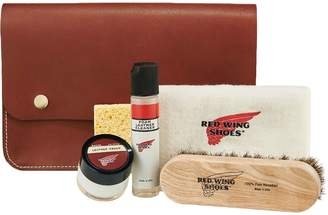 Red Wing Shoes Leather Travel Care Kit