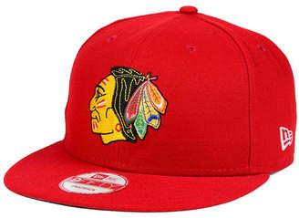 New Era Chicago Blackhawks All Day 9FIFTY Snapback Cap