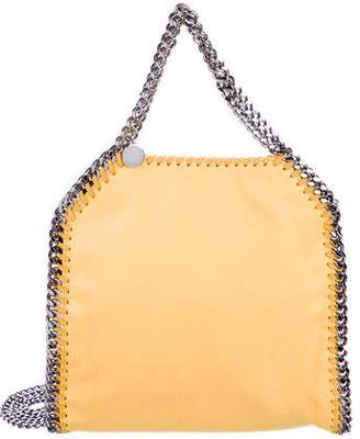 Stella McCartney Mini Shaggy Deer Falabella Foldover Tote