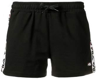 Fila logo tape shorts