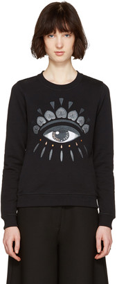 Kenzo Black Eye Pullover $245 thestylecure.com