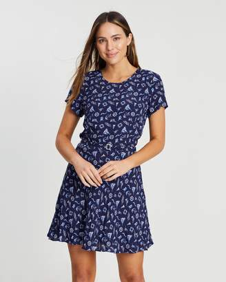 Polo Ralph Lauren SS Kasy Casual Dress