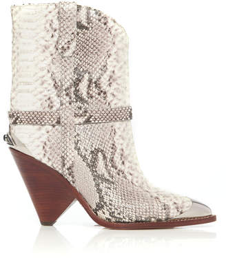 Isabel Marant Lamsy Embossed Boot
