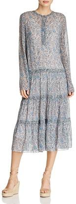 Rebecca Minkoff Katy Printed Dress $268 thestylecure.com