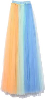 Viktor & Rolf Chase The Rainbow II Skirt/Dress in Yellow Rainbow