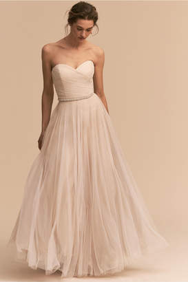 Watters Calla Gown