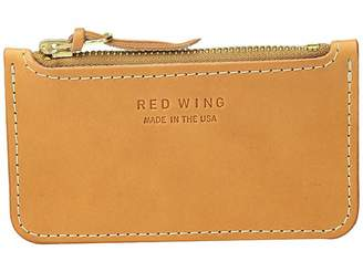 Red Wing Shoes Zipper Pouch
