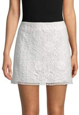 Club Monaco Pandara Lace Skirt