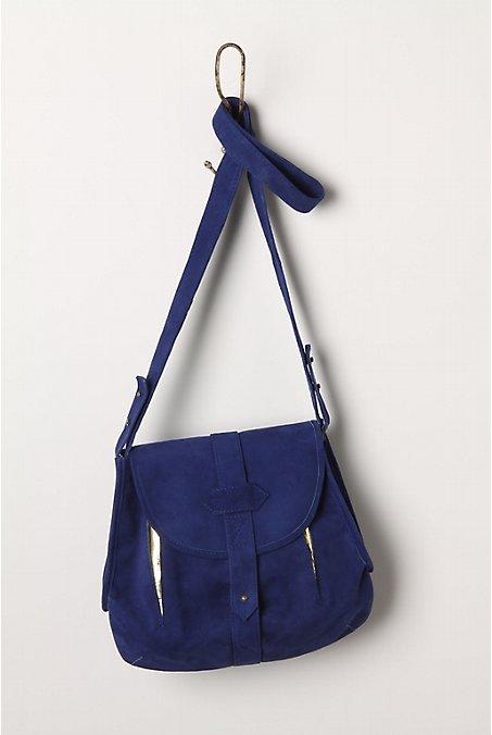 Precious Cobalt Sling Bag