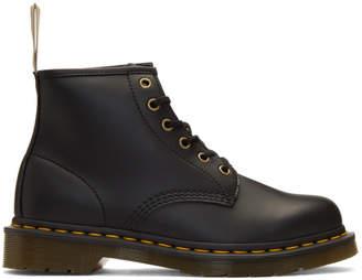 Dr. Martens Black 101 Vegan Boots