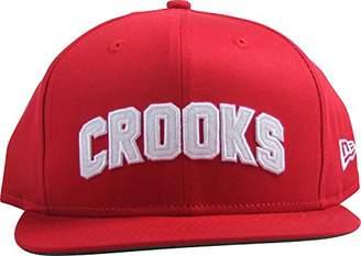 Crooks & Castles Men's Arch Cap