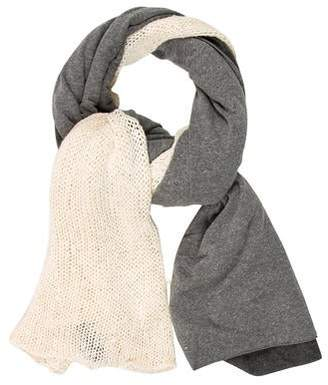 Donni Charm Bicolor Open Knit Scarf w/ Tags