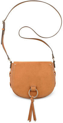 Nine West Ring Decoder Crossbody $59 thestylecure.com