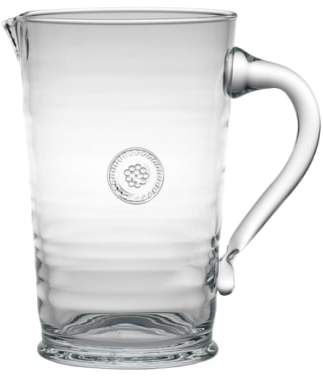 Juliska Berry & Thread Glass Pitcher