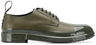 Dolce & Gabbana shiny toe cap derby shoes