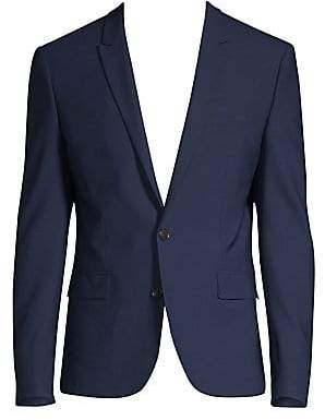 The Kooples Men's Wool Suit Jacket