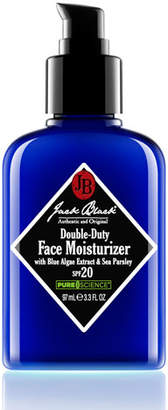 Jack Black Double-Duty Face Moisturizer, 3.3oz (Men's Health Award Winner)