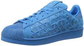 adidas Men's Superstar Fashion Sneaker Bluebird