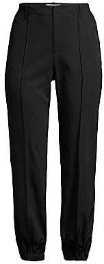 Opening Ceremony Women's Cinched Ankle Trousers - Size 0