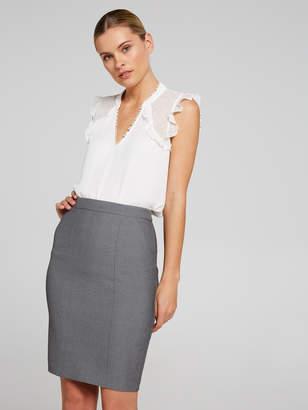 Portmans Australia The Boston Suit Skirt