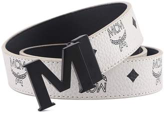 MCM xianyuequ Embossed Burst Belt Direct Youth Casual