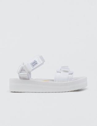 Suicoke CEL-VPO Sandal $165 thestylecure.com