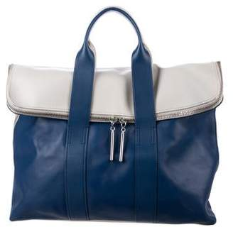 3.1 Phillip Lim Bicolor Hour Bag