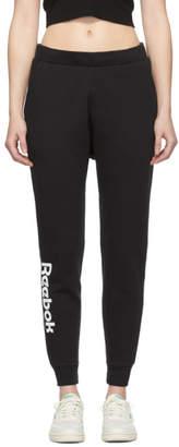 Reebok Classics Black CL V P Jogger Lounge Pants