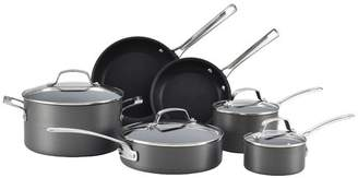 Circulon Genesis 10 Piece Hard Anodized Cookware Set