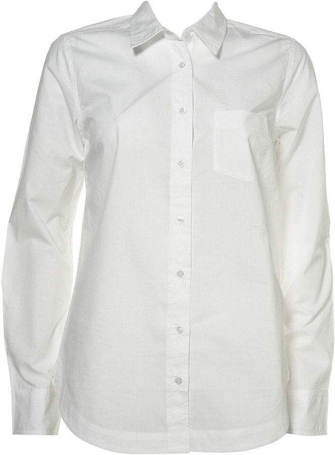 Long Sleeved Star Detail Shirt