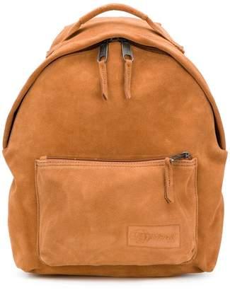 Eastpak logo embossed backpack