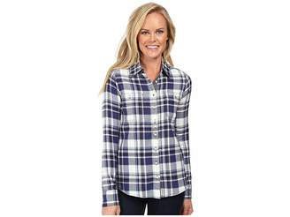 Aventura Clothing Alyssa Long Sleeve Shirt Women's Long Sleeve Button Up