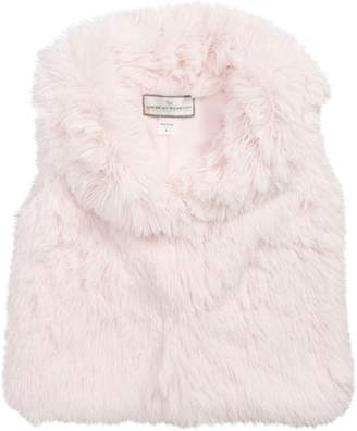 Widgeon Shaggy Faux Fur Vest
