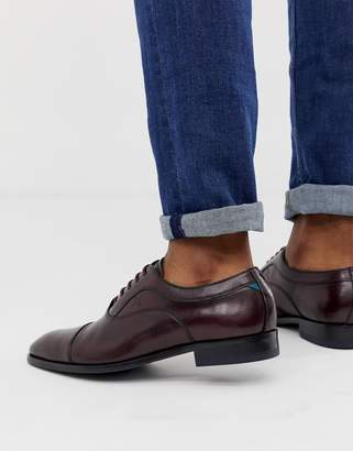 156639f9d Ted Baker Red Leather Shoes For Men - ShopStyle UK
