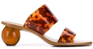 Cult Gaia Jila sandals