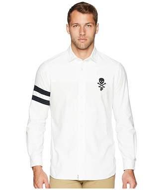 Polo Ralph Lauren Oxford Skull Sport Shirt