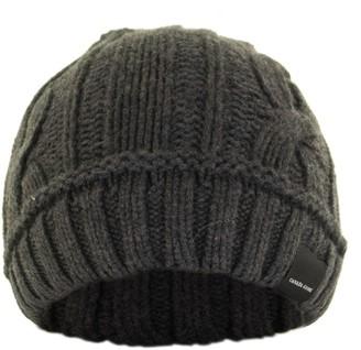 Canada Goose Cable Toque Iron Grey Hat